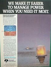 6/1986 PUB ROCKWELL COLLINS AVIONICS EFIS ELECTRONIC FLIGHT INSTRUMENT SYSTEM AD