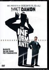 THE INFORMANT ! - DVD (NUOVO SIGILLATO)