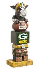 Green Bay Packers Tiki Totem [NEW] NFL Lawn Garden Statue Gnome Figure