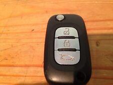 Renault Clio Kangoo, Megane, Modus 3 Botón Remoto Clave Fob