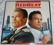 RED HEAT (James Horner) rare original near mint stereo lp (1988)