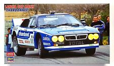 HASEGAWA 1/24 Lancia 037 Rally Chardonnet limited edition #20264 scale model kit