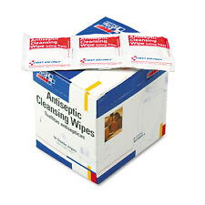 First Aid Only Antiseptic Cleansing Wipes 50/Box H307