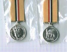 Miniature of the IRAQ 2003 WAR MEDAL- EIIR