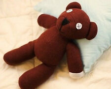Mr Bean Teddy Bear Plush 14'' Figure soft Toys doll kids Christmas gift handmade