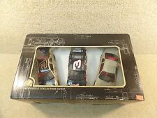 New 1998 Brookfield 1:25 NASCAR Dale Earnhardt Sr Bass Pro Goodwrench Test Set