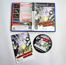 [ PS2 ] They Came From the Skies PAL Usato Con Manuale Buone Condizioni