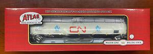 HO Atlas 20005973 33,000 Tank Car CN 911