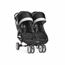 Poussettes et systèmes combinés de promenade légers noirs pour bébé dès la naissance