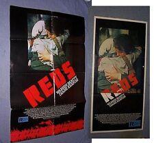 Original 1981 REDS Rare International O/S & Aus daybill