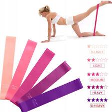 Fitness Bänder Band Gymnastikband Widerstandsbänder Yoga Fitnessbänder Damen