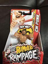 CM Punk WWE UFC Rumblers Rampage Mini Figure