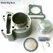 50cc Upto 105cc Big Bore 52mm Performance Cylinder GY6 139QMB Chinese Scooters