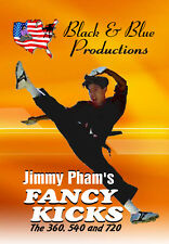 Jimmy Pham's Extreme 360, 540 & 720 Kicks Instructional DVD