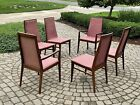 Mid Century Modern Milo Baughman for Dillingham Dining Chairs  Set of 6