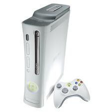 Microsoft Xbox 360 60GB White Console