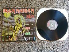 Iron Maiden killers Vinyl Lp