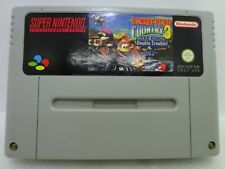 Nintendo SNES Donkey Kong Country 3 Dixie Kong's Double Trouble Game Only