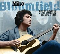 Mike Bloomfield - Live At Mccabe's Guitar Workshop January 1 1977 [New Vinyl LP]
