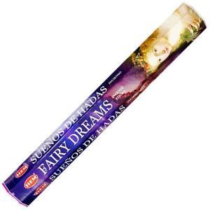 Two 20-Stick Packs Hem Fairy Dreams Incense Sticks!