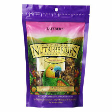 Lefeber Sunny Orchard Nutri-Berries Parrot Food 10 oz | Nutritious Foraging Fun