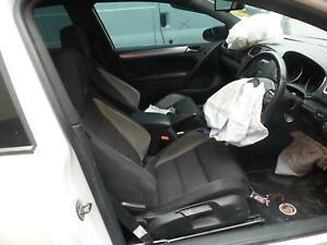 VOLKSWAGEN GOLF GEN 6 R TYPE CLOTH SEAT KIT COMPLETE INTERIOR HATCH 02/10-03/13