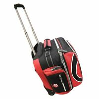 New Taylor Bowls Compact Travel Wheels Trolley Bag rrp £100 On Sale ✅
