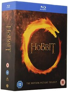 The Hobbit: Trilogy (Blu-Ray)