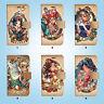 Disney Princess Flip Wallet Case for HTC One M7 M8 M9 038