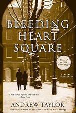 Bleeding Heart Square Taylor, Andrew Paperback