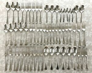 Job Lot Vintage Silver Plated Cutlery 60 Items