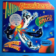 Aural Exciters-Spooks In Space-1979 Ze-VG++/M- UNPLAYED PROMO- DISCO