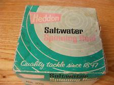 Beautiful Vintage Heddon Saltwater No 270 Spinning Reel Box Only