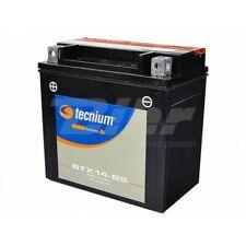 Bateria moto Tecnium BTX14-BS 12V 12AH - YTX14-BS - ETX14-BS