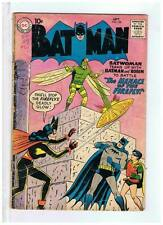DC Comics Batman #126 VG- 1959