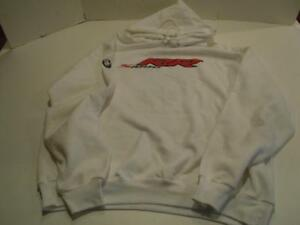 BMW S1000RR XLarge HOODIE White from BMW NA