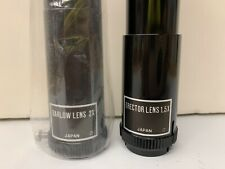 Barlow 2X Telescope Lens & Erector 1.5X Lens Lot of 2