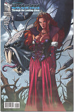 Grimm Fairy Tales: Wonderland: Through The Looking Glass #1-5 (NM/MT 1st Prints