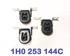 3 Stück Halter Auspuff Abgasanlage VW GOLF III (1H1) 1.4 1.6 1.8 , syncro, TDI
