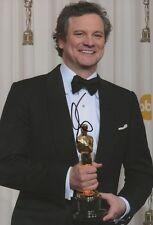 Colin Firth Autogramm signed 20x30 cm Bild