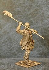 Tin Soldiers * Scottish clans * Warrior with Lochaber axe 17-18 century * 60 mm
