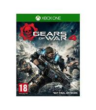 Pal version Microsoft Xbox One Gears of War 4
