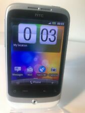 HTC Wildfire - Silver (Unlocked) Smartphone Mobile PC49100 A3333