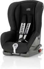 Britax Romer Duo Plus Kids Childs Car Seat Cosmos Black Isofix Group 1 Baby New
