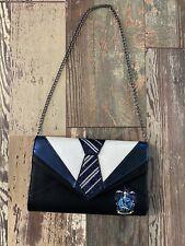 Euc Danielle Nicole Harry Potter Ravenclaw Uniform Clutch Bag Purse
