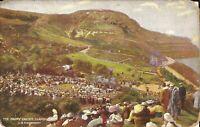 Llandudno, Wales - UNITED KINGDOM - Happy Valley - 1907 - L & N W Railway