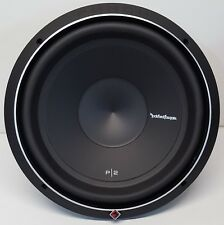 "Rockford P2D4-12 Punch P2 SUBWOOFER AUTO 12"" 800W DUAL 4-ohm Bobine Nuovo #"