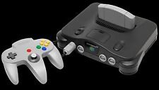 Nintendo 64 Console (Mint) + 2  Free 007 Games + Free Express Postage