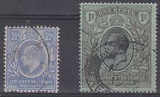 East Africa and Uganda Scott 20, 49 Used (Catalog Value $42.75)