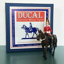 DUCAL MODELS British 2nd Dragoon Guard Trooper M49 Toy Soldier